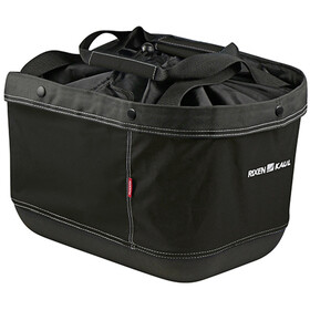 KlickFix Shopper Alingo GT Shopping Basket För Racktime black